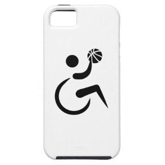 Wheelchair basketball iPhone SE/5/5s case