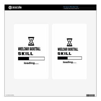 Wheelchair basketball skill Loading...... Kindle Fire Skins