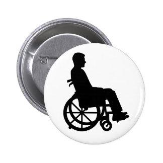 Wheelchair Pin