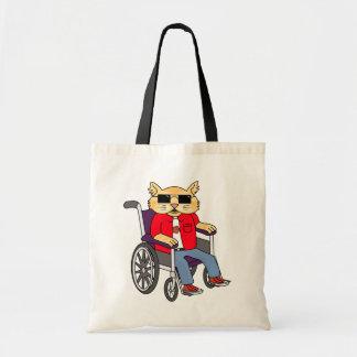 Wheelchair Cat Bag