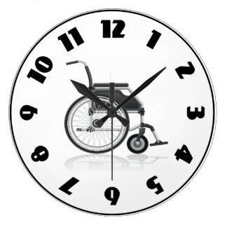 Wheelchair Clock