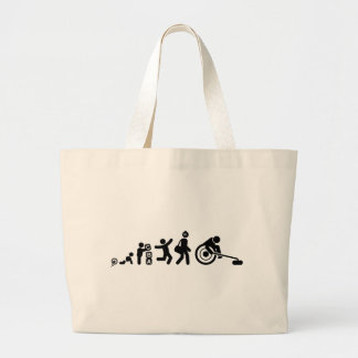 Wheelchair Curling Bag