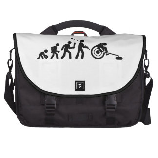 Wheelchair Curling Computer Bag
