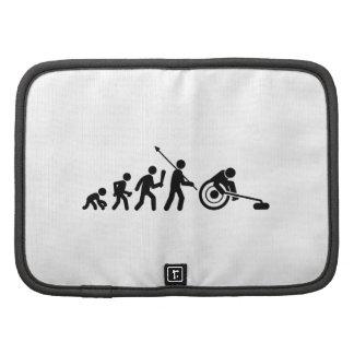 Wheelchair Curling Planner