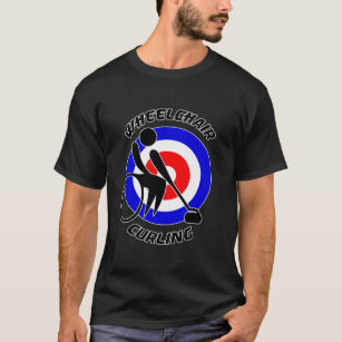 Wheelchair Curling World Championship Fans 2019 T-Shirt