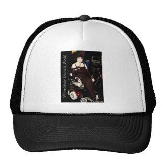 WHEELCHAIR DANCER 2 TRUCKER HAT