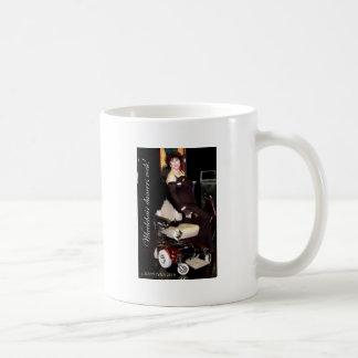 WHEELCHAIR DANCING COFFEE MUG