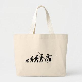Wheelchair Fencing Canvas Bags