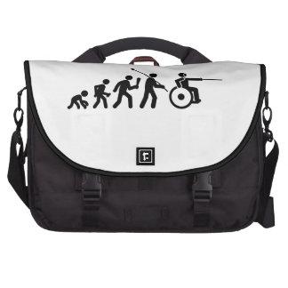 Wheelchair Fencing Computer Bag
