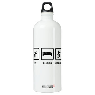 Wheelchair Fencing SIGG Traveler 1.0L Water Bottle