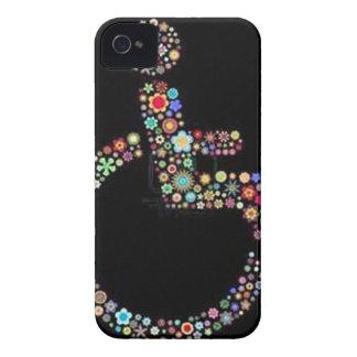 wheelchair_funky_zazzle.jpeg iPhone 4 case