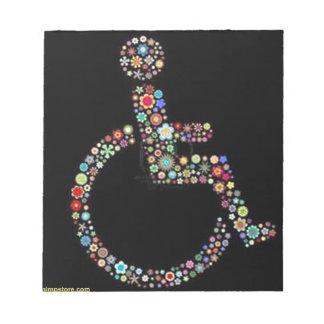 wheelchair_funky_zazzle.jpeg notepad