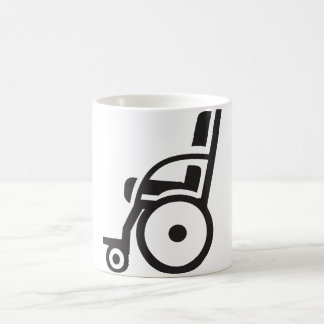 Wheelchair Icon Mug