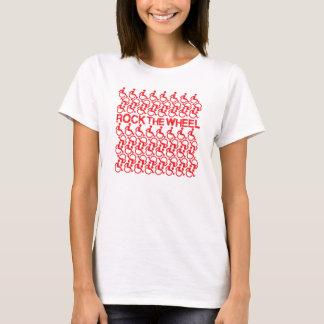 Wheelchair interlock pattern T-Shirt