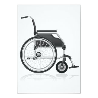 Wheelchair Invitations
