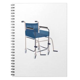 Wheelchair Notebooks