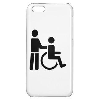 Wheelchair nurse iPhone 5C case