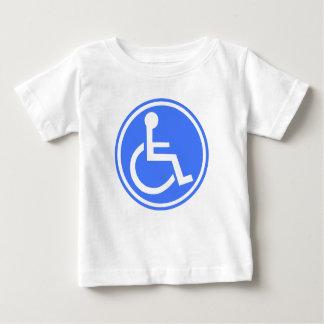 WHEELCHAIR PARKING ZONE BABY T-Shirt