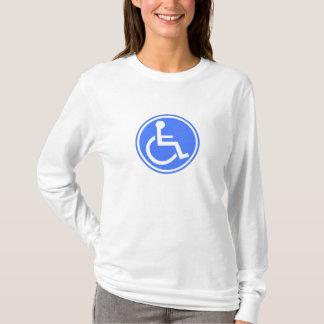 WHEELCHAIR PARKING ZONE T-Shirt