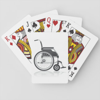 Wheelchair Playing Cards