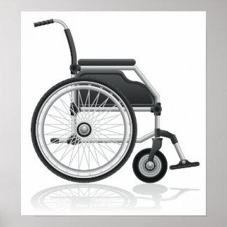 Wheelchair Poster