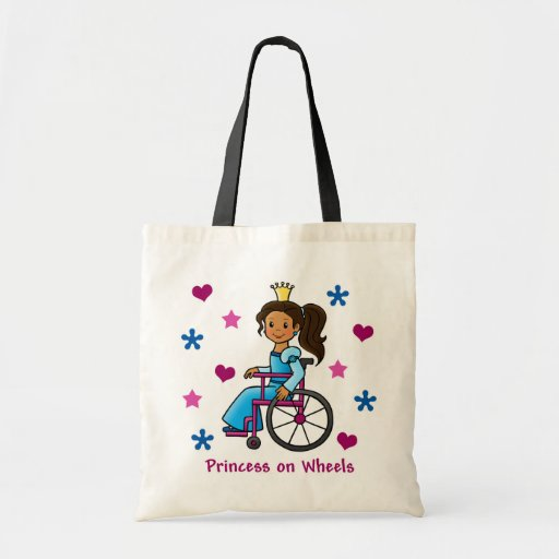 Wheelchair Princess Bag