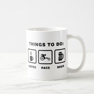 Wheelchair Racing Coffee Mug
