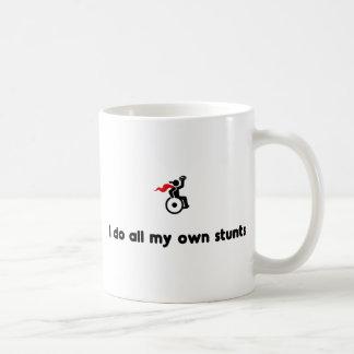 Wheelchair Rugby Hero Coffee Mug