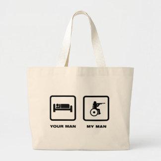 Wheelchair Shooting Canvas Bag