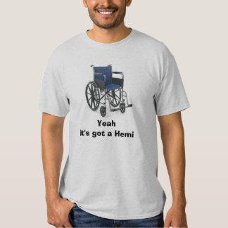 Wheelchair T-shirt