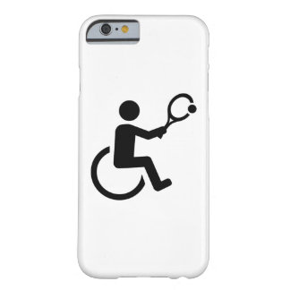 Wheelchair tennis barely there iPhone 6 case