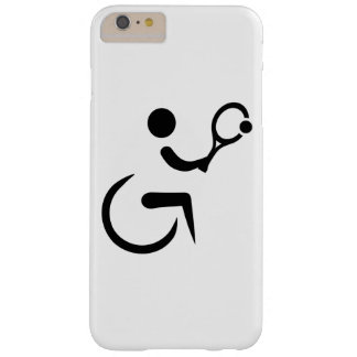 Wheelchair tennis barely there iPhone 6 plus case