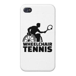 Wheelchair tennis iPhone 4/4S covers