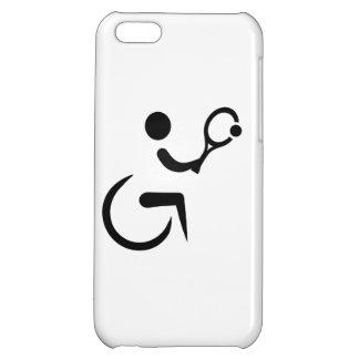 Wheelchair tennis iPhone 5C cover