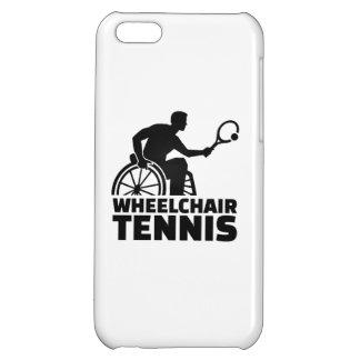 Wheelchair tennis iPhone 5C covers