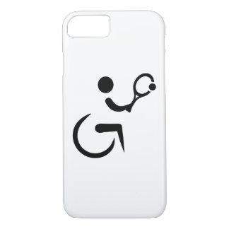 Wheelchair tennis iPhone 7 case