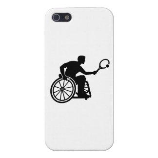 Wheelchair tennis iPhone SE/5/5s cover