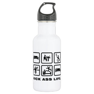 Wheelchair Tennis Water Bottle