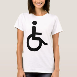 wheelchair user T-Shirt