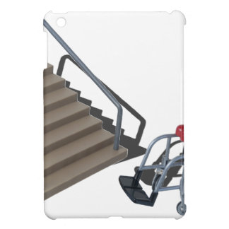 WheelchairAndStairs080214 copy iPad Mini Cases