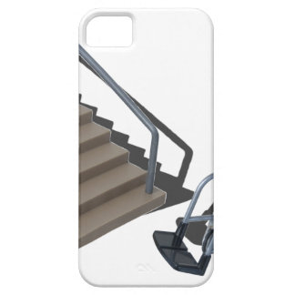 WheelchairAndStairs080214 copy iPhone SE/5/5s Case