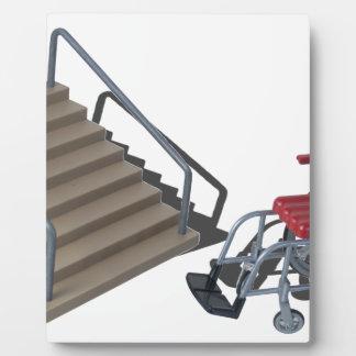 WheelchairAndStairs080214 copy Plaque