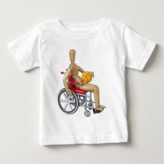 WheelchairBasketball Infant T-shirt