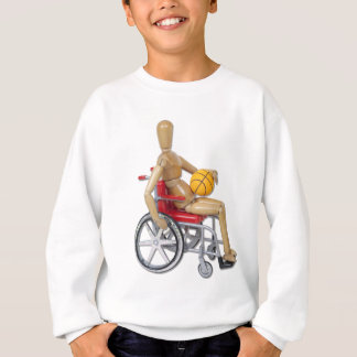 WheelchairBasketball Sweatshirt