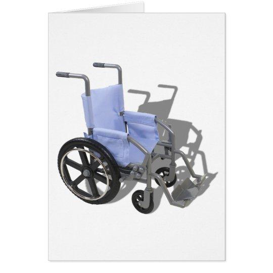 WheelchairBlueSeat073110 Card