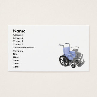 WheelchairBlueSeat073110, Name, Address 1, Addr... Business Card