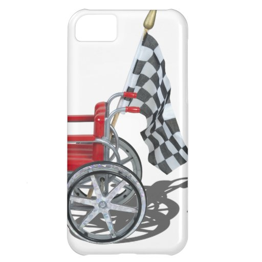 WheelchairCheckeredFlag090912.png iPhone 5C Cases