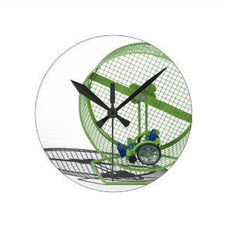 WheelchairExerciseWheel030313.png Round Clocks