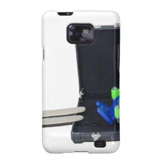 WheelchairRampInBriefcase062115 Galaxy SII Case