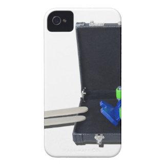 WheelchairRampInBriefcase062115 iPhone 4 Case